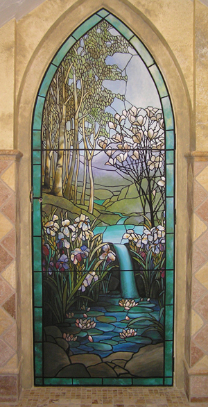 Stained Glass for Your Home or Business - The Glass Gallery, Ltd.